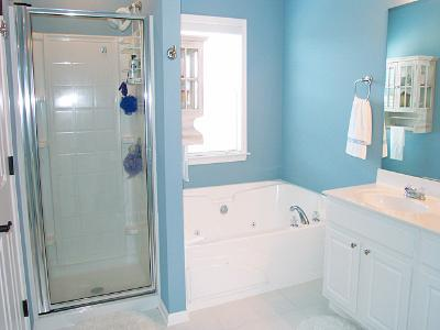 Bathrooms-Townhomes